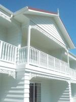 Exterior Turned Balustrade