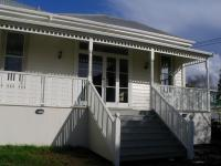 Exterior Turned Newel & Verandah Posts