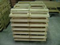 Timber Bath Frames
