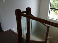 Wood & Glass Balustrades