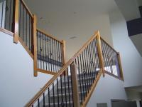 Wood & Wrought Iron Balustrades