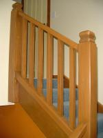 Special Turned Wooden Balustrade